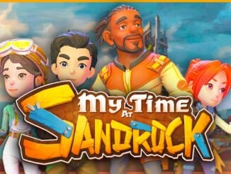 My Time At Sandrock's – Lonely Hearts Coterie Trailer