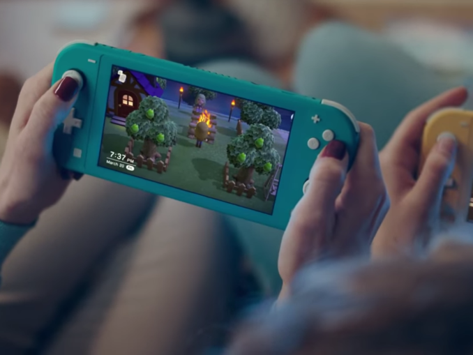 News - My Way commercial featuring Animal Crossing: NewHorizons