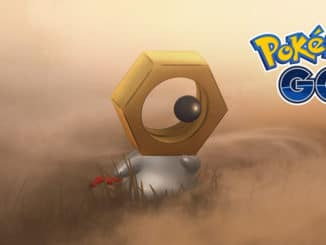 Mythische Pokemon Meltan ontdekt In Pokemon GO