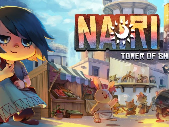 Release - NAIRI: Tower of Shirin
