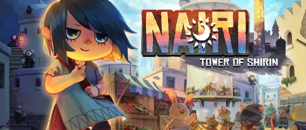 NAIRI: Tower of Shirin trailer