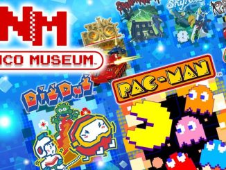 Release - NAMCO MUSEUM™