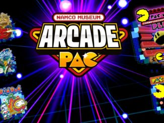 Release - NAMCO MUSEUM™ ARCADE PAC™