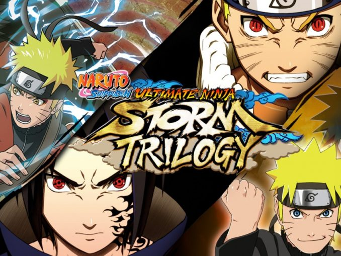 Release - NARUTO SHIPPUDEN: Ultimate Ninja STORM Trilogy