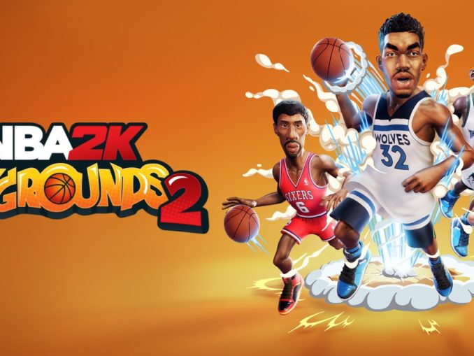 Release - NBA 2K Playgrounds 2