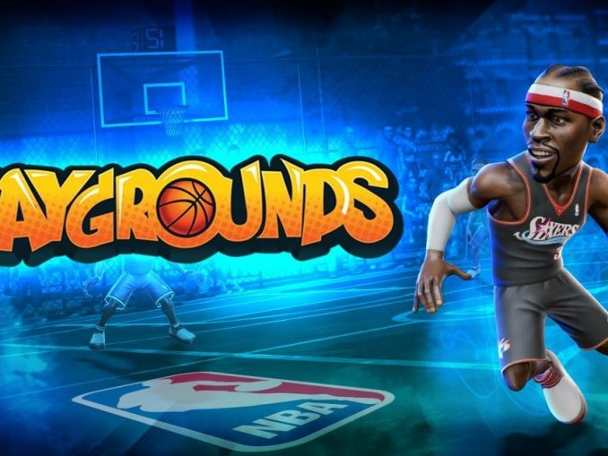 Release - NBA Playgrounds