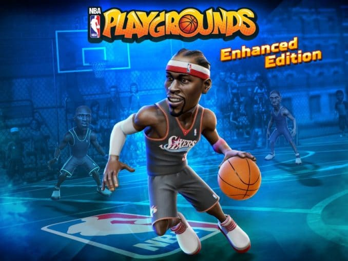 Release - NBA Playgrounds – Enhanced Edition