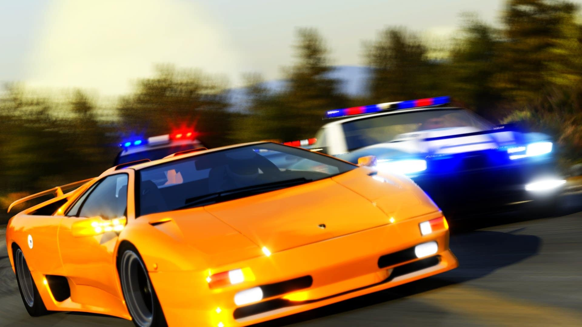 Need For Speed: Hot Pursuit and Theme Park Simulator listed at more retailers