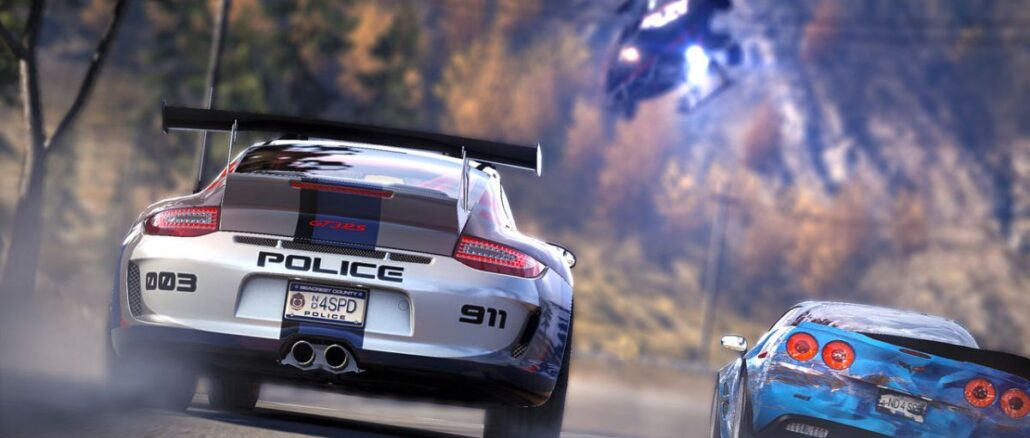 Need for Speed: Hot Pursuit Remastered – grote patch
