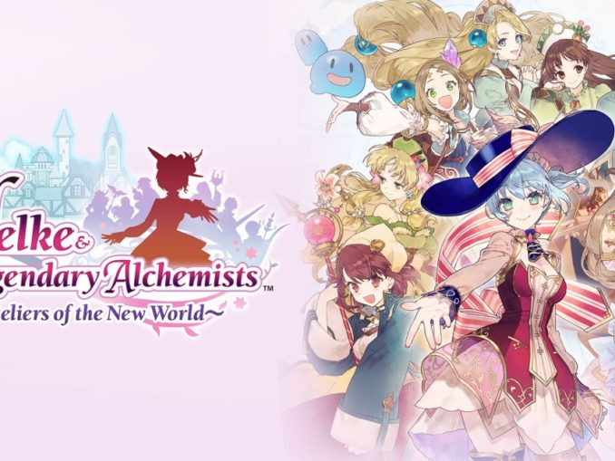 Release - Nelke & the Legendary Alchemists ~Ateliers of the New World~