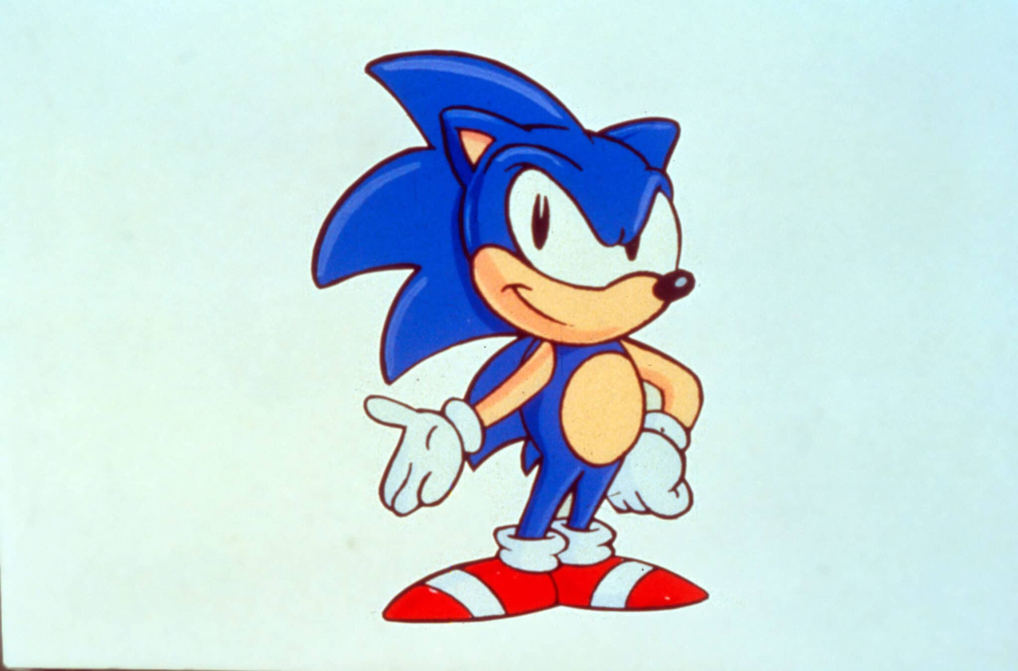 Netflix – New Sonic The Hedgehog Series not based on IDW comic