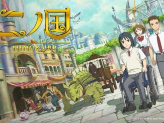 Netflix: Ni no Kuni anime movie coming