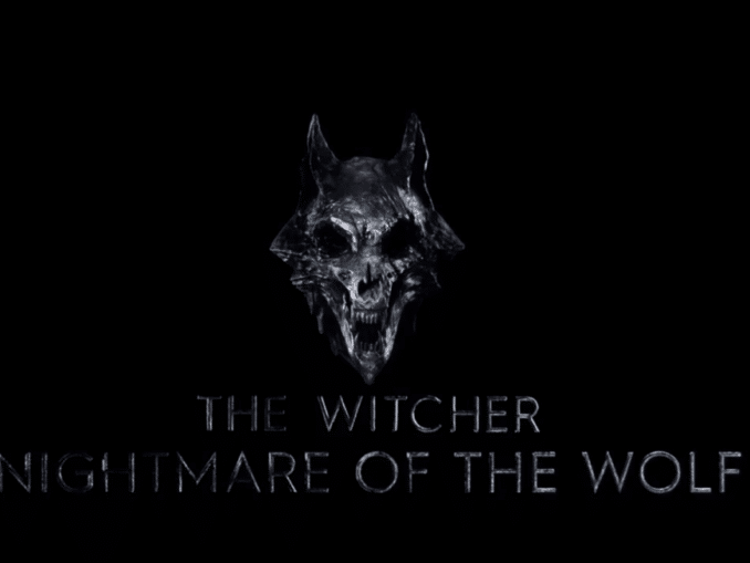Nieuws - Netflix – Nightmare of the Wolf the Witcher anime film komt in2021