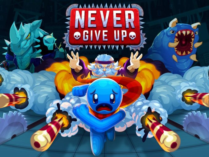 Release - Never Give Up