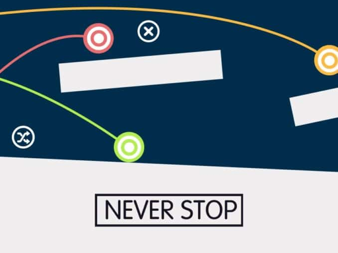 Release - Never Stop