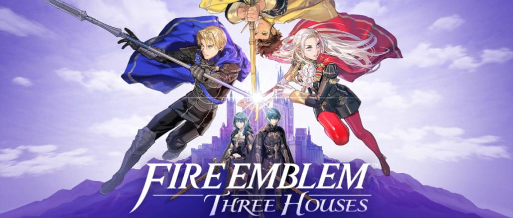Nieuwe reclame – Fire Emblem: Three Houses