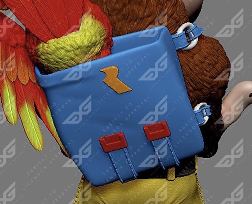 [FACT] New backpack design of Banjo hinting at a possible revival?