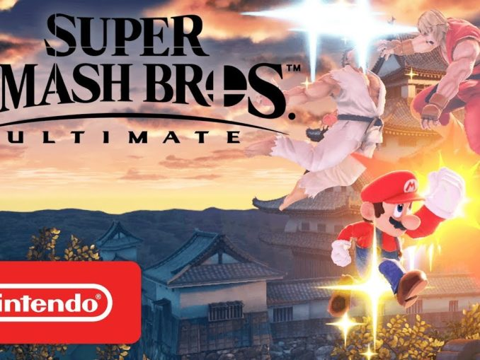 News - New commercials for Super Smash Bros. Ultimate