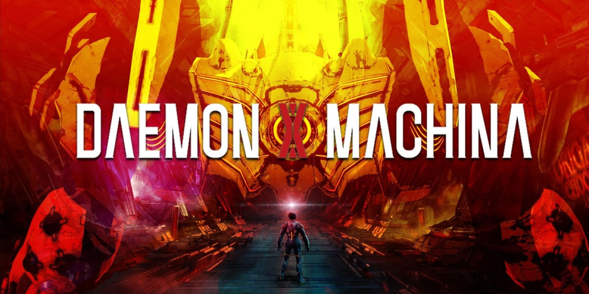 Nieuwe Daemon X Machina trailer