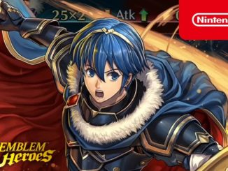 Nieuwe Fire Emblem Heroes Trailer – Legendary Hero King Marth