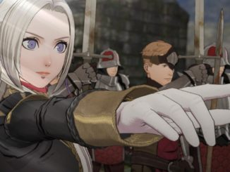 News - New Fire Emblem Three Houses Commercial