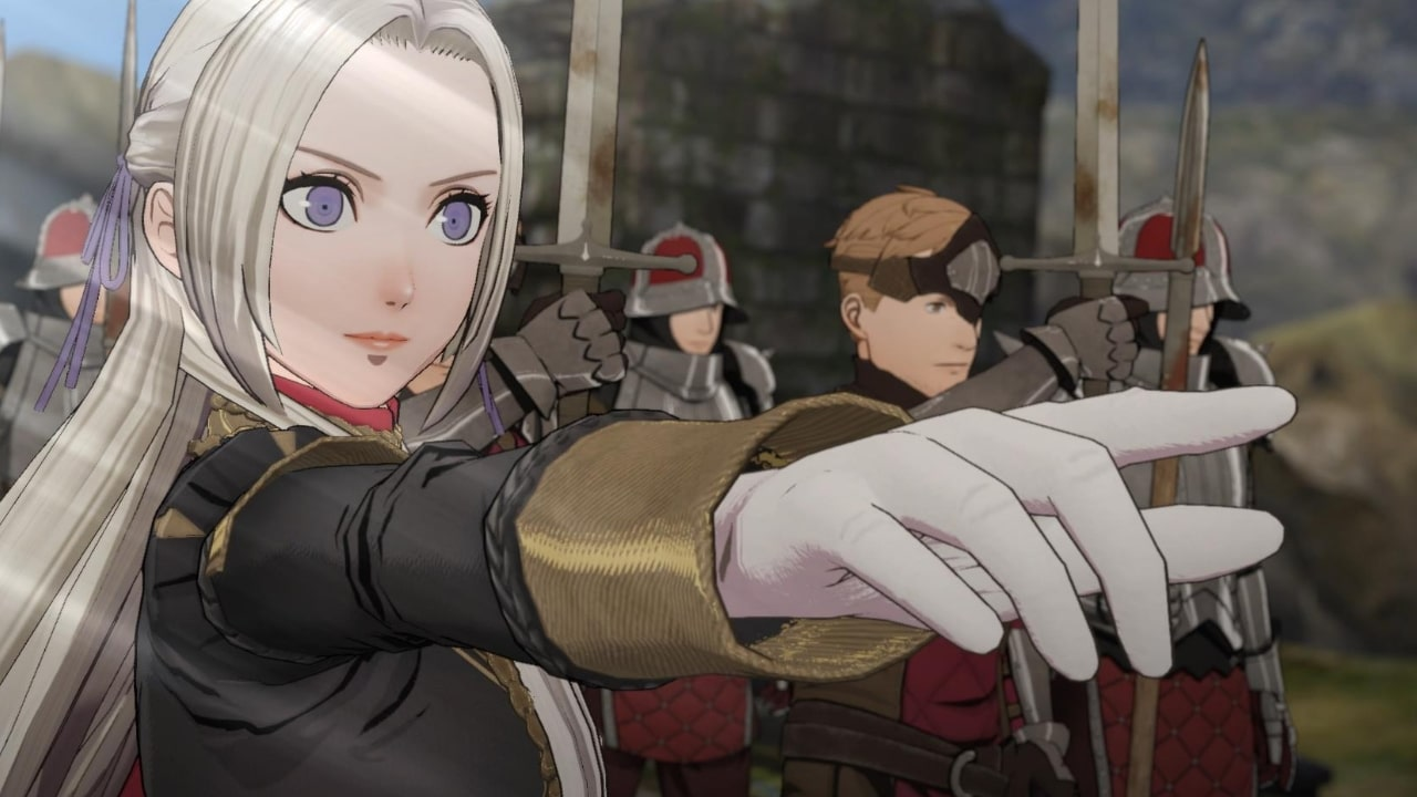 Nieuwe Fire Emblem Three Houses reclame