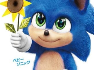 New Japanese Sonic movie trailer – Say hello to baby Sonic