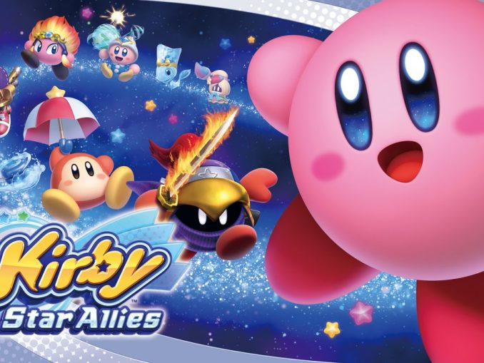 News - New Kirby Star Allies Trailer