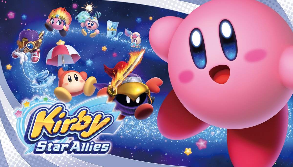 Nieuwe Kirby Star Allies Trailer