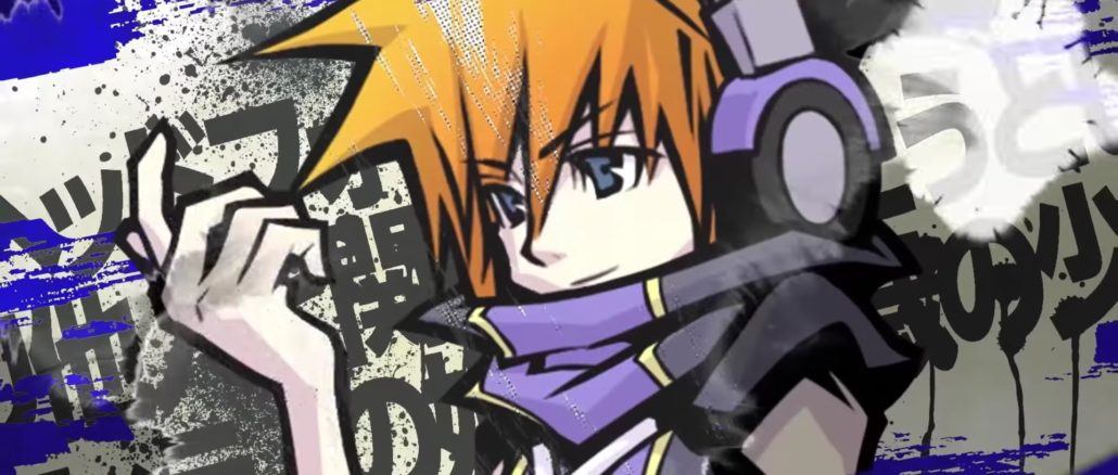 Nieuwe Launch Trailer The World Ends With You FinalRemix