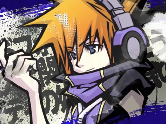 Nieuws - Nieuwe Launch Trailer The World Ends With You Final Remix