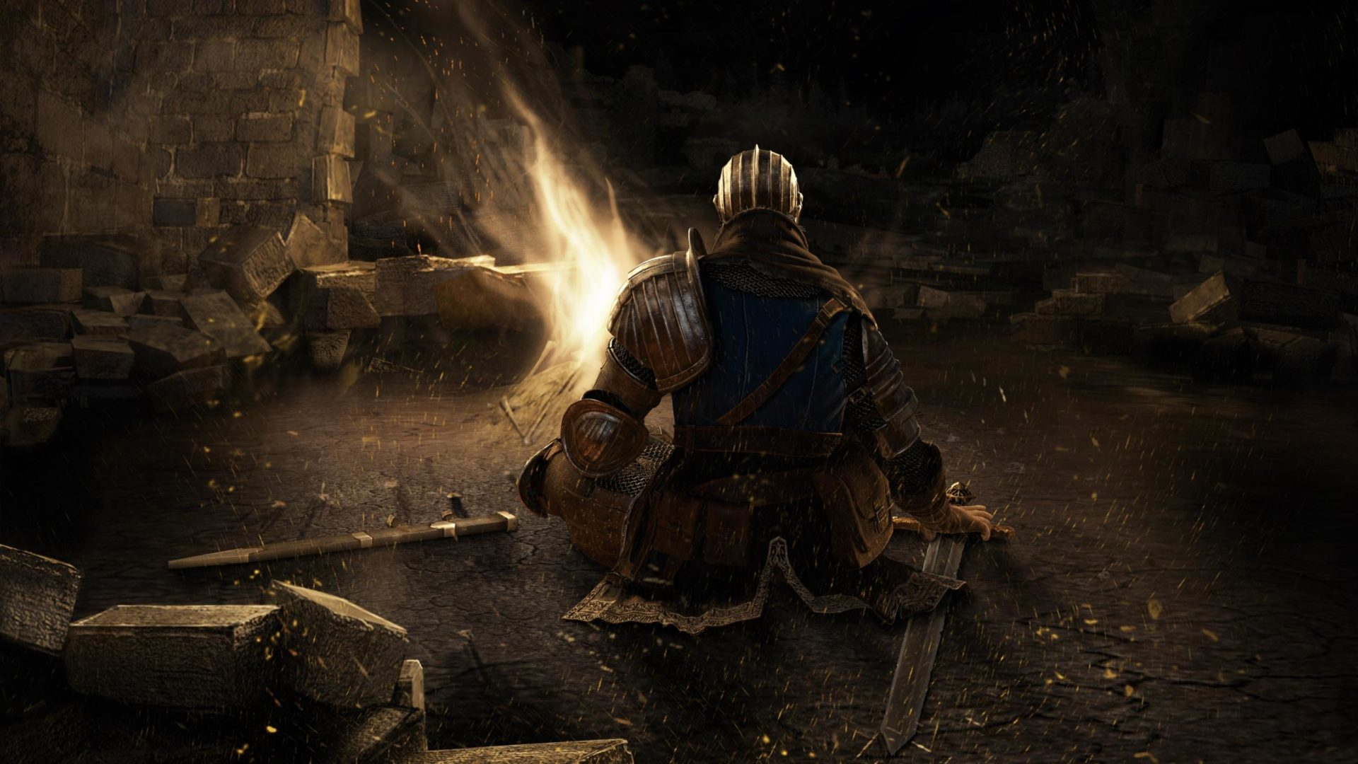 Nieuwe launch trailers Dark Souls Remastered