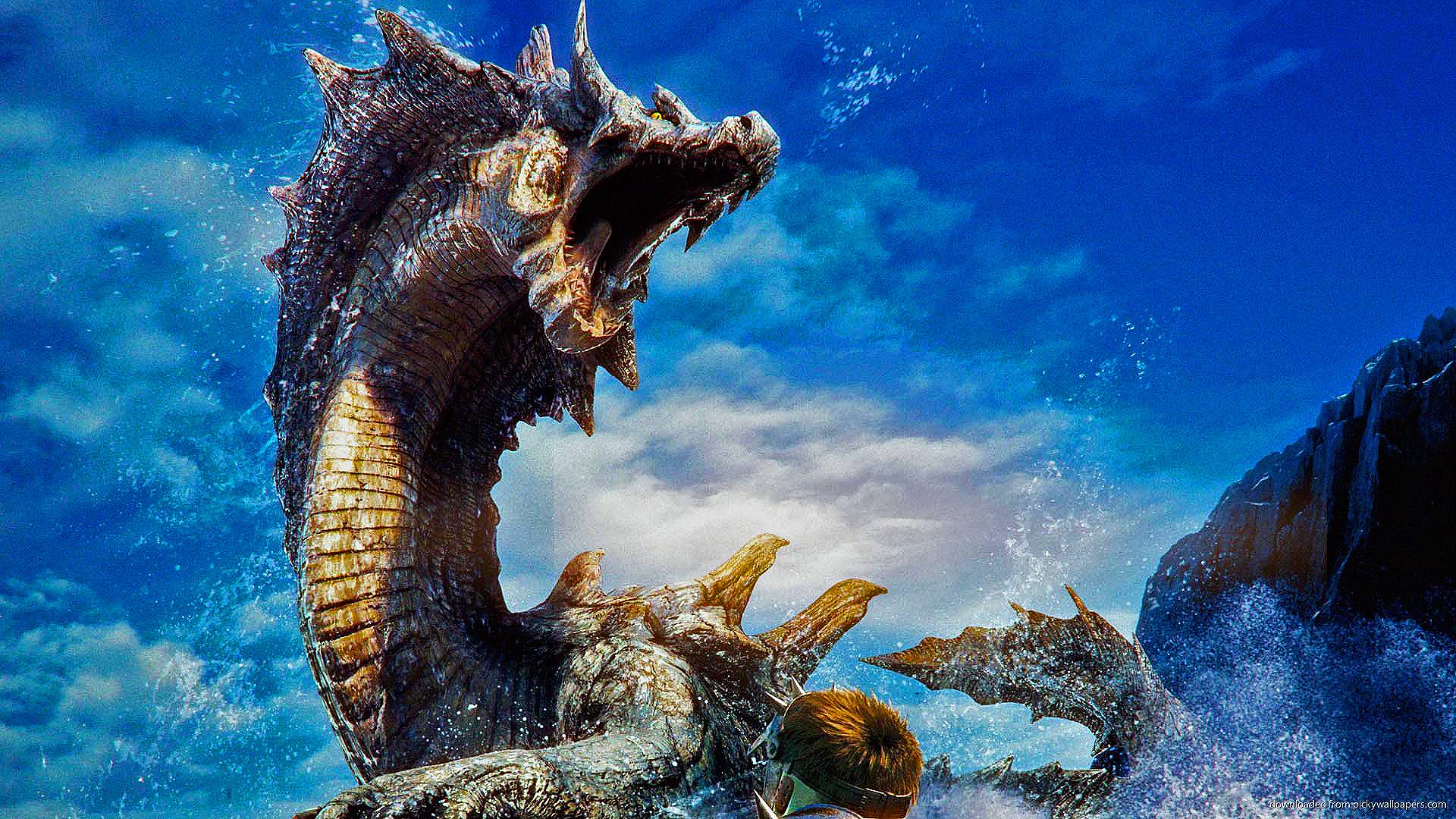 New Monster Hunter to be announced in March 2019