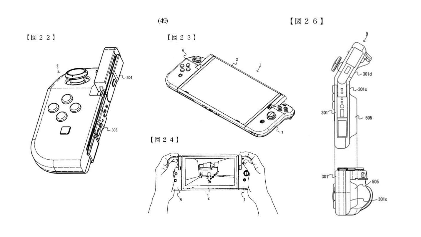 New Nintendo Patent – Bendable Joy-Cons?