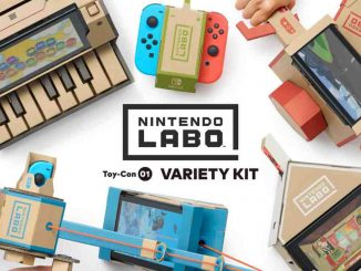 News - New North American Nintendo Labo Commercials
