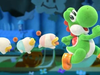 Nieuwe Overview Trailer – Yoshi's Crafted World