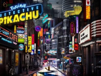 New Pokemon: Detective Pikachu Trailer