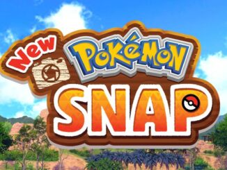 New Pokemon Snap – 6.8 GB + online functies
