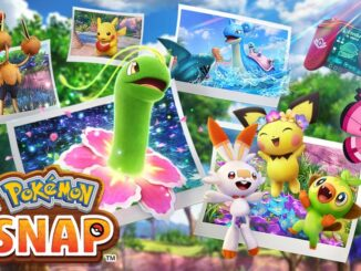 New Pokemon Snap – Pokemon Ecology reclame