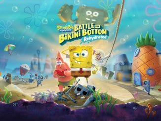 Nieuwe SpongeBob SquarePants: Battle for Bikini Bottom – Rehydrated trailer