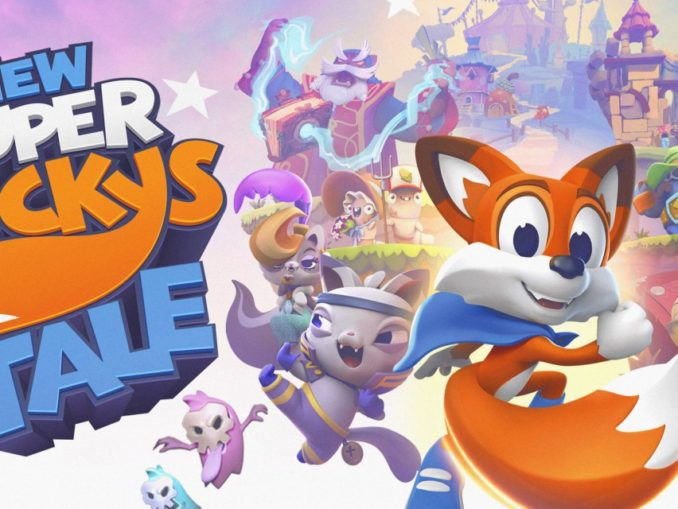 Release - New Super Lucky's Tale