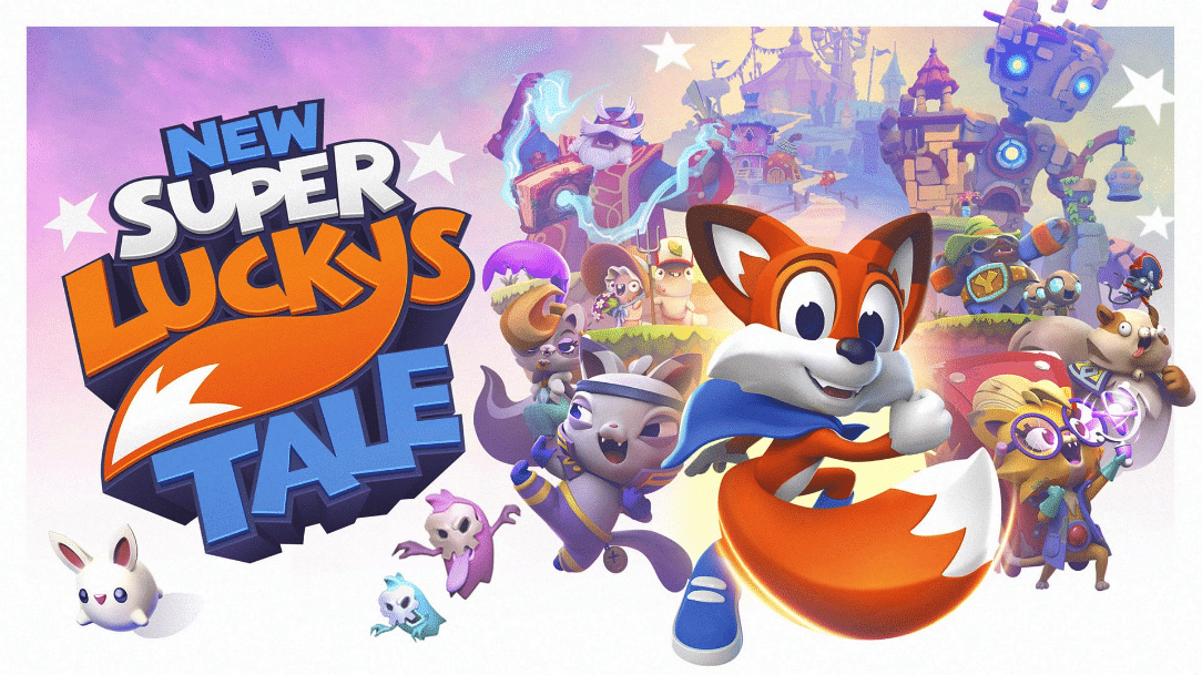 New Super Lucky's Tale – Accolades trailer