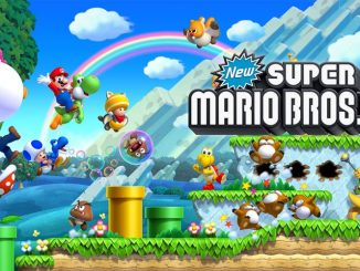 Release - New Super Mario Bros. U + New Super Luigi U