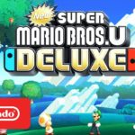New Super Mario Bros. U Deluxe Graphics Compared
