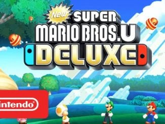 New Super Mario Bros. U Deluxe Graphics vergeleken