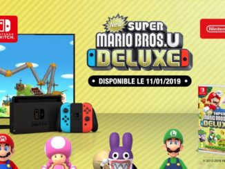 New Super Mario Bros. U Deluxe – Multiple TV Commercials In France