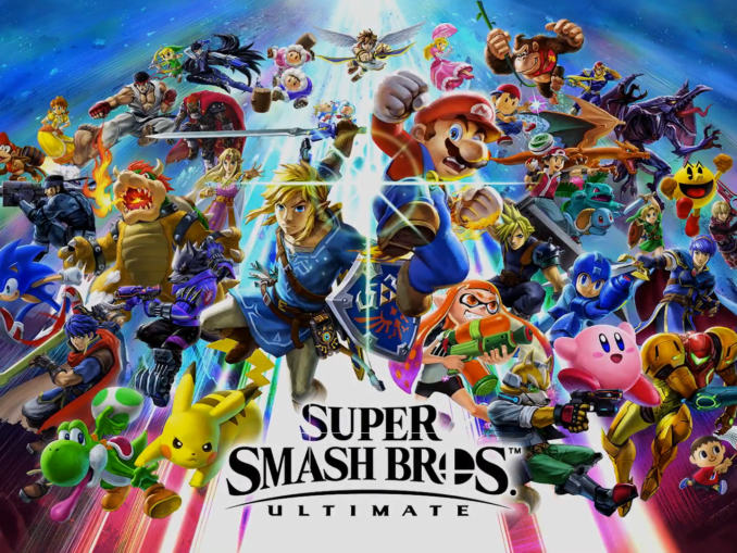 Geruchten - [FAKE] Nieuwe Super Smash Bros Ultimate personages gelekt?