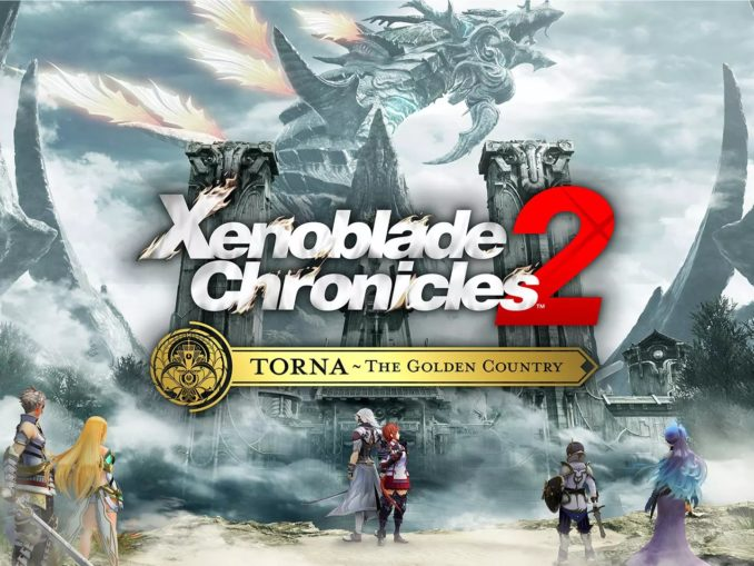 News - Nieuwe Xenoblade Chronicles 2  Torna ExpansionPass Trailer
