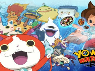 Nieuwe Yo-Kai Watch 4 Gameplay