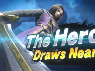 Volgende Super Smash Bros. Ultimate DLC personage is Dragon Quest's Hero